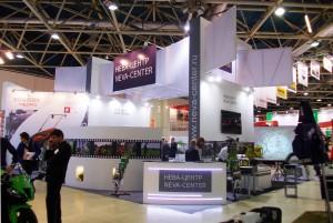 Нева-Центр, выставка  MITEX, 2013