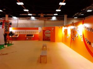Малютка, выставка Мама Рядом, 2014