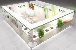 Стенд компании «Кедр», выставка ZOW, 2013