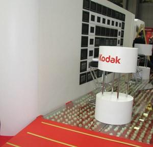 Стенд ООО «КОДАК», выставка «Фотофорум», 2008