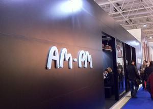 Стенд компании «Aquaart», Выставка «МосБилд «, 2011