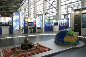 Стенд Республики Азербайджан, Выставка 20 лет СНГ, 2011