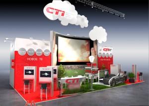 CTI, выставка CSTB, 2014