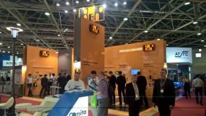 B+R, выставка  Нефтегаз, 2015