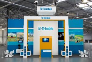 Trimble, выставка Агросалон, 2016