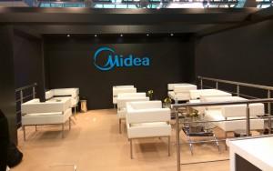 Midea,  выставка Мебель , 2016