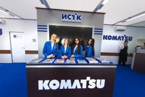 Komatsu, СТТ, 2017