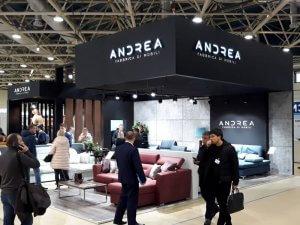 ANDREA, МЕБЕЛЬ, 2018